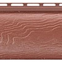BLOCKHOUSE (Блокхаус – под бревно), Красно-коричневый -