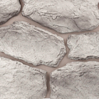 Цокольный сайдинг Альта-Профиль – Бутовый камень, Скандинавский