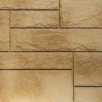 Цокольный сайдинг FineBer (Файнбер) – Серия Камень природный, Песочный