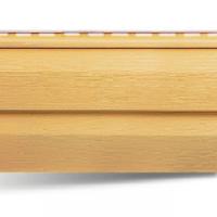 Сайдинг Альта-профиль, Аляска, цвет золотистый