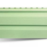 Сайдинг Альта-профиль, Аляска, цвет зеленый