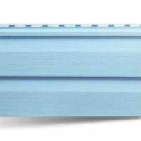 Сайдинг Альта-профиль, Аляска, цвет голубой