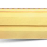 Сайдинг Альта-профиль, Аляска, цвет желтый