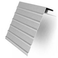 J-фаска (ветровая планка), белый - СТАНДАРТ