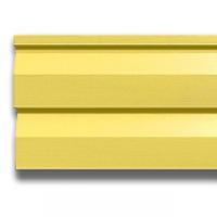 Сайдинг Деке D4,5 Dutchlap (Корабельный брус) Лимон