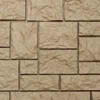 Фасадная панель «Нордсайд», коллекция «Северный камень» - Бежевый