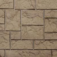Фасадная панель «Нордсайд», коллекция «Северный камень» - Песочный