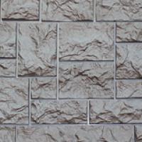 Фасадная панель «Нордсайд», коллекция «Северный камень» - Серый