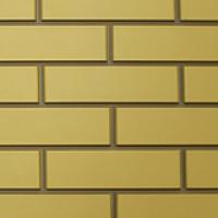 Фасадная панель «Нордсайд», коллекция «Гладкий кирпич» - Желтый
