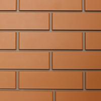 Фасадная панель «Нордсайд», коллекция «Гладкий кирпич» - Красный