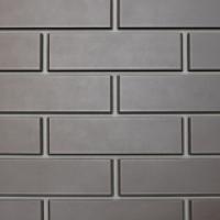 Фасадная панель «Нордсайд», коллекция «Гладкий кирпич» - Коричневый