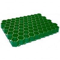 Газонная решетка зеленая Gidrolica