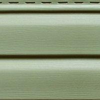 Виниловый сайдинг Ю-пласт, Зеленый