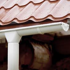 Купить водостоки для крыши